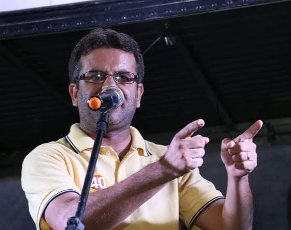 Prefeito Sandrinho responde oposição afirmando que propaganda do seu governo diz a verdade do que está sendo feito