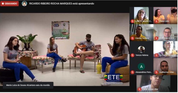 ETE Professora Célia Siqueira realiza semana de Meio Ambiente