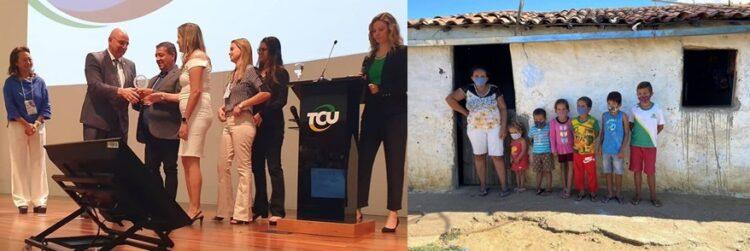 Iguaracy recebe premiação nacional por execução do Programa Criança Feliz, mas TV Record mostra situação calamitosa