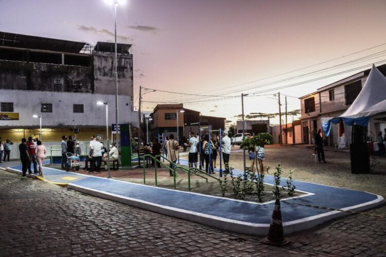 Prefeitura de Afogados inaugura mais uma academia da saúde, dessa vez no bairro Sobreira