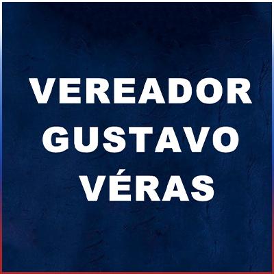 Vereador Gustavo Veras